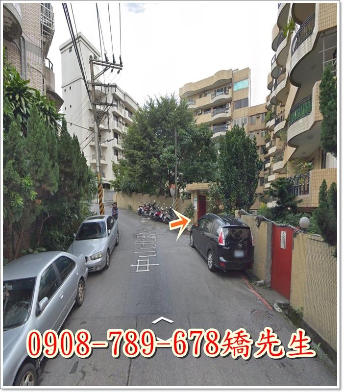台北市士林區中山北路七段114巷41弄10-1號1樓