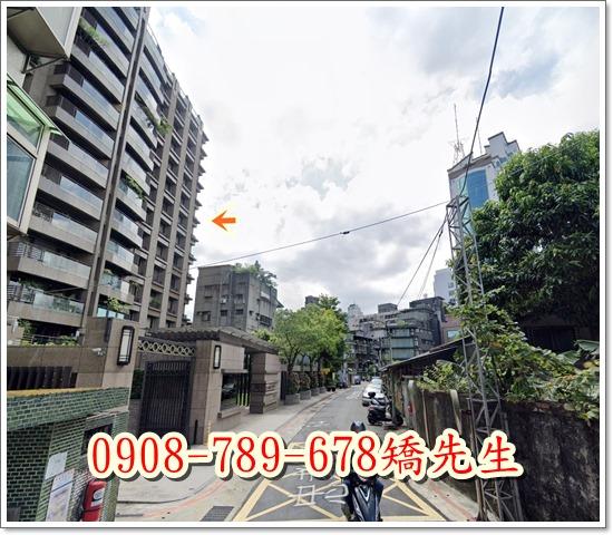 台北市中正區忠孝東路二段64巷28號11樓