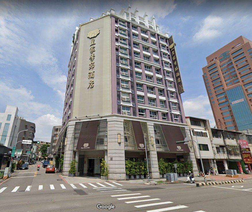 台中季節酒店